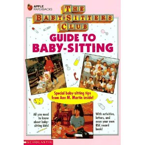 BSC Guide to Baby Sitting