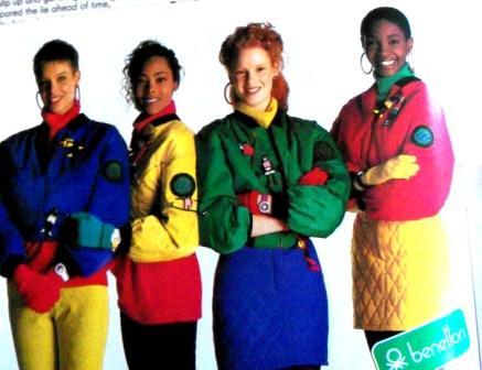 Benetton ad 1