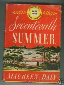 Seventeenth Summer Dust Jacket