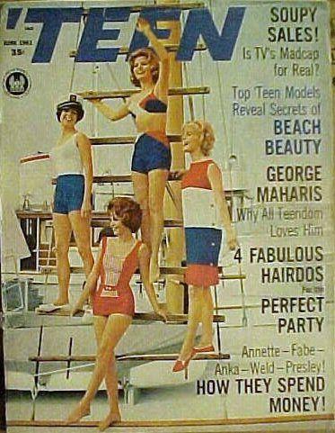 Teen June 1962