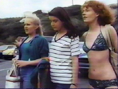 Julie, Cathy, Dana
