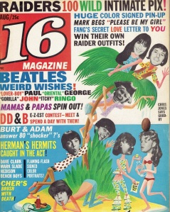 16 Cover Aug 66