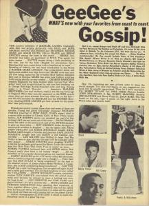 Gee Gee Gossip